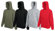 Hooded Tops