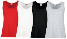 Ladies Slim Fit Vests
